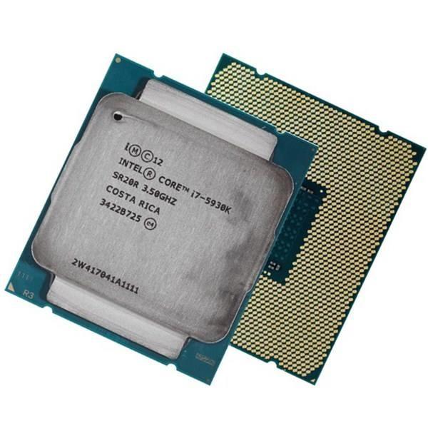 پردازنده مرکزی اینتل سری Haswell-E مدل Core i7-5930K