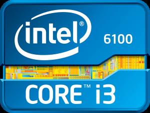 پردازنده مرکزی اینتل Core i3 6100